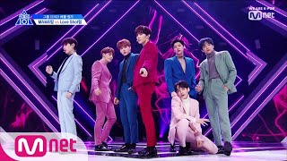 Gambar cover [ENG sub] PRODUCE X 101 [3회] ′금벤져스의 탄생!′ Oh! 나나ㅣEXO ♬LOVE SHOT @그룹 배틀 190517 EP.3