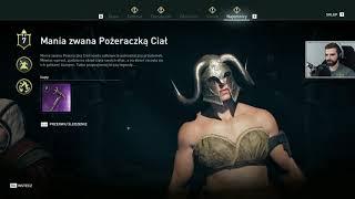 Assassin's Creed Odyssey #6 - WYLEW [eksploracja/fail]