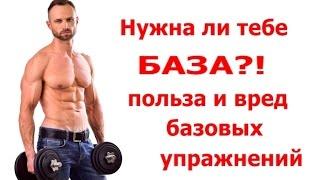 Нужна ли Тебе БАЗА?! Польза и Вред Базовых Упражнений