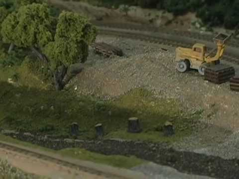 Model Railroads / Train Layouts: GREAT N SCALE DETAILS!!! Bring Your Scene To Life!