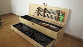Making The Archery Box