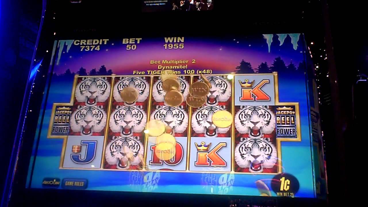 Slots Online Tiger