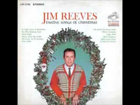 Christmas Song 12 songs   Jim Reeves 1923 1964