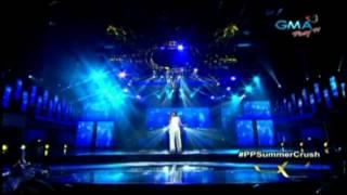 Party Pilipinas SUMMERCRUSH - VOX Frencheska Farr = 4/14/13