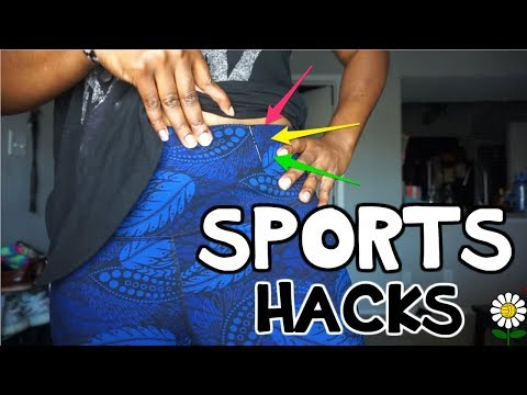 7 SPORTS HACKS You NEED to KNOW!