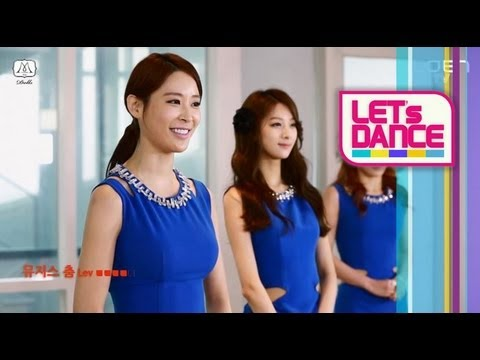 Let's Dance: 9MUSES(나인뮤지스)_DOLLS(돌스) [ENG SUB]