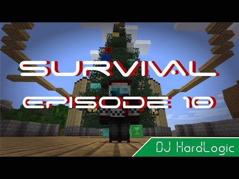 Survival Minecraft: Episode 10 // The End? of the Line [CAUTION: VERY LOUD]