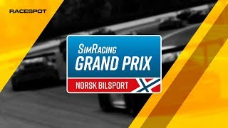 SimRacing Grand Prix | Round 2 at VIRginia International Raceway