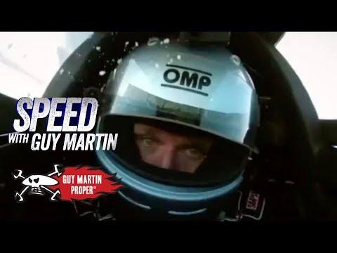 Guy's Land Speed Record Crash | Guy Martin Proper