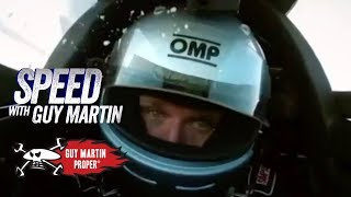 Guy's Land Speed Record Crash | Guy Martin Proper