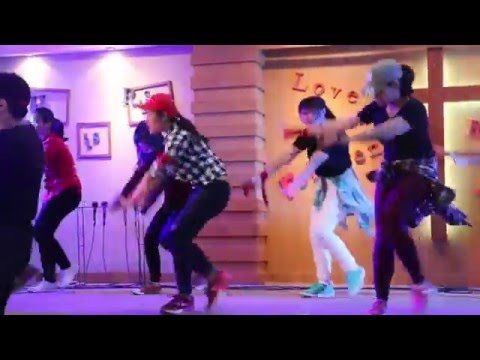Happy Day Easter Dance - 3D D'Generations Dynamic Dancer