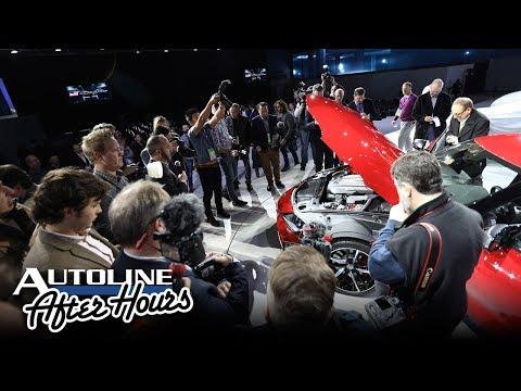 Inside The Detroit Auto Show - Autoline After Hours 448
