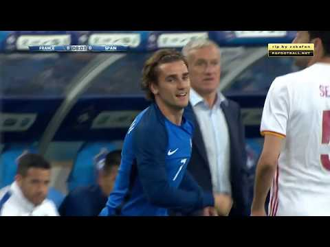 France vs Spain Full Match 28.03.2017