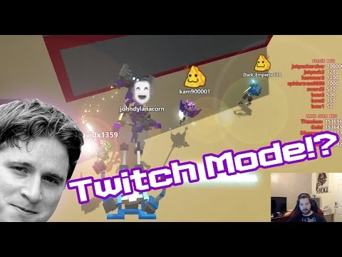 Twitch Mode! - Clone Drone in the Danger Zone