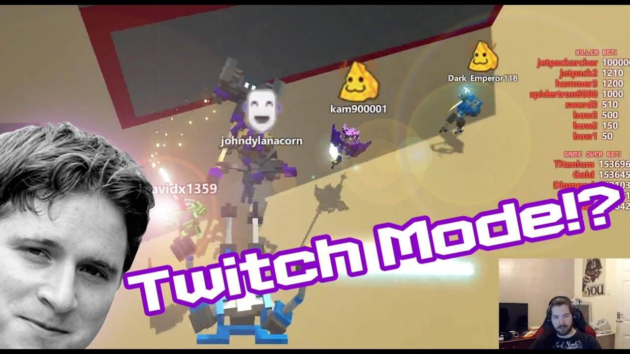 Twitch Mode – Commands – Clone Drone in the Danger Zone