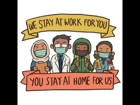 Gambar Ilustrasi Stay At Home Ilustrasi Komik Stay At Home Youtube