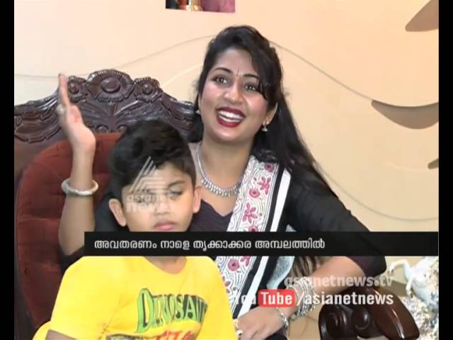 Navya Nair's new daceing experiments  'Shivoham' in Thrikkakara temple