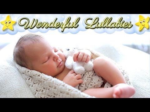 2 Hours Hush Little Baby Super Relaxing Sleep Music ♥♥ Bedtime Lullaby For Toddlers ♫♫ Smiling Baby