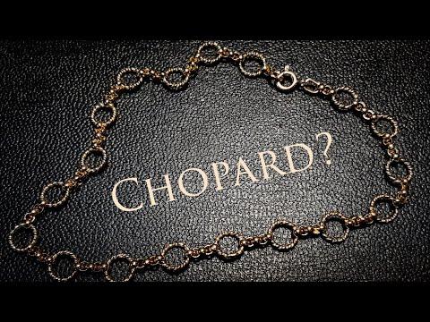 Золотой женский браслет на ногу.Плетение Шопард?Мастер класс #MatsonJewellery
