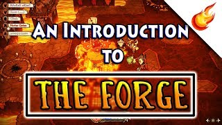 An Introduction To THE FORGE (Beta) - DON'T STARVE TOGETHER