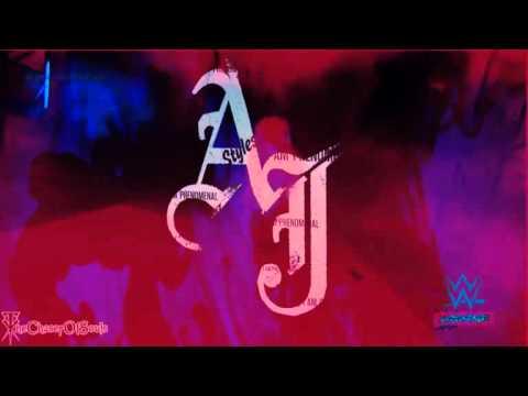 "WWE AJ Styles | Finn Balor Theme Song Mashup - ""The Phenomenal Breath"""