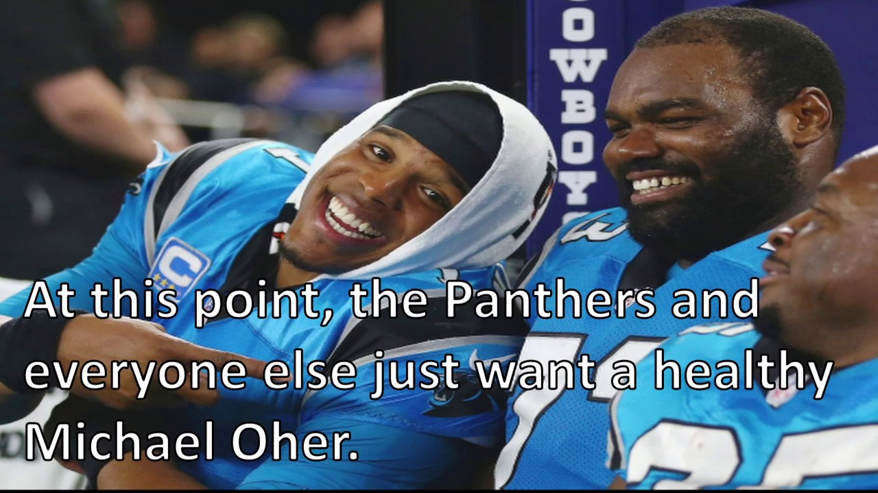 a390c5cd7 Michael Oher's Status In Carolina Becoming More Uncertain. Panthers Source