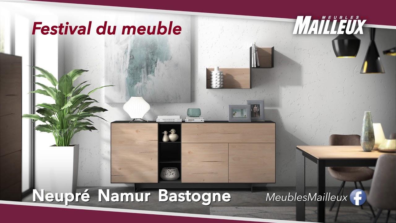Meubles Mailleux Festival Du Meuble Salle A Manger Dressoir Table Chaise Youtube