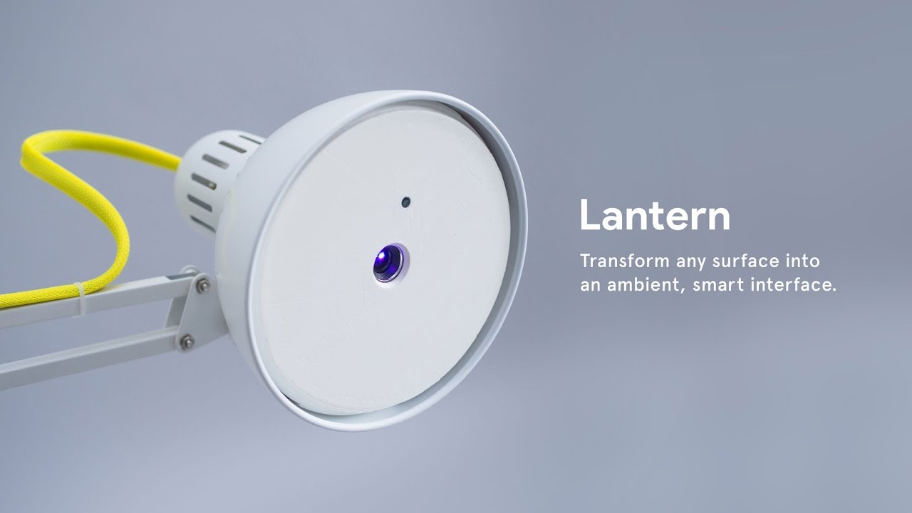 Android Things Lantern - Real-world AR with Google's new IoT