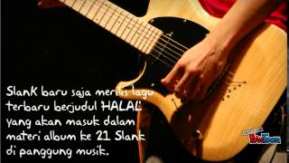 SLANK HALAL Single Religi 2015