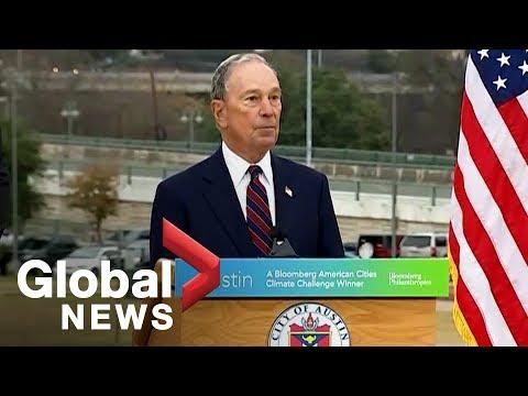 Michael Bloomberg slams government shutdown amid 2020 presidential rumours