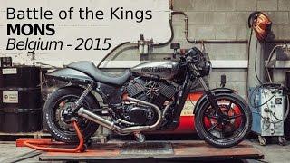 Harley Davidson Street 750 Custom by  MONS