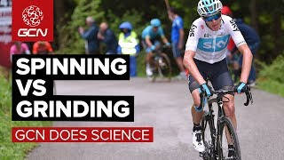 Spinning Vs Grinding | What Is The Best Cadence For Climbing On A Road Bike?
