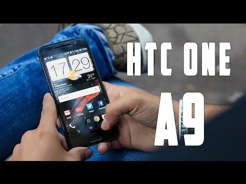 HTC One A9, review en español