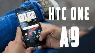 HTC One A9, review en español