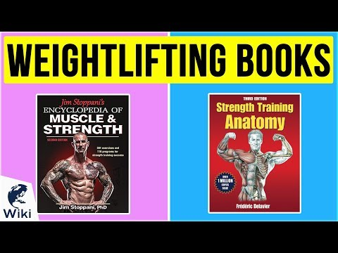 10 Best Weightlifting Books 2020