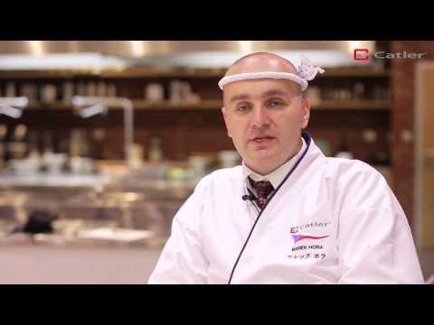 Sushi - Marek Hora | CATLER ACADEMY