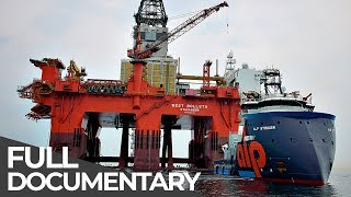 Download Huge Drilling Rig Transport | Mega Transports | Free Documentary Mp3 and Videos