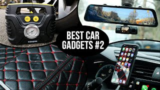 BEST CAR ACCESSORIES/GADGETS #2 - Improve Your Driving Experience