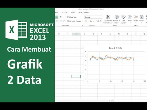 membuat-grafik-2-data-di-excel-2013---creating-graph-2-data-in-excel-2013