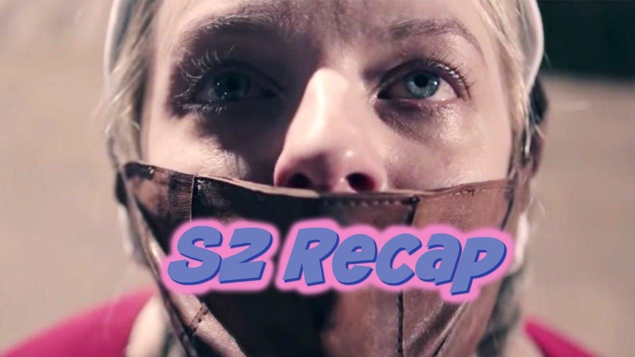Download The Handmaid's Tale Season 2 Recap Cliff Notes | BuzzChomp