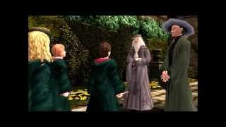 Harry Potter and the Prisoner of Azkaban PC 100% Walkthrough - Part 15: The Last Day at Hogwarts