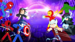 Super Stickman Heroes Fight - Gameplay Walkthrough Part 1 (Android,iOS)
