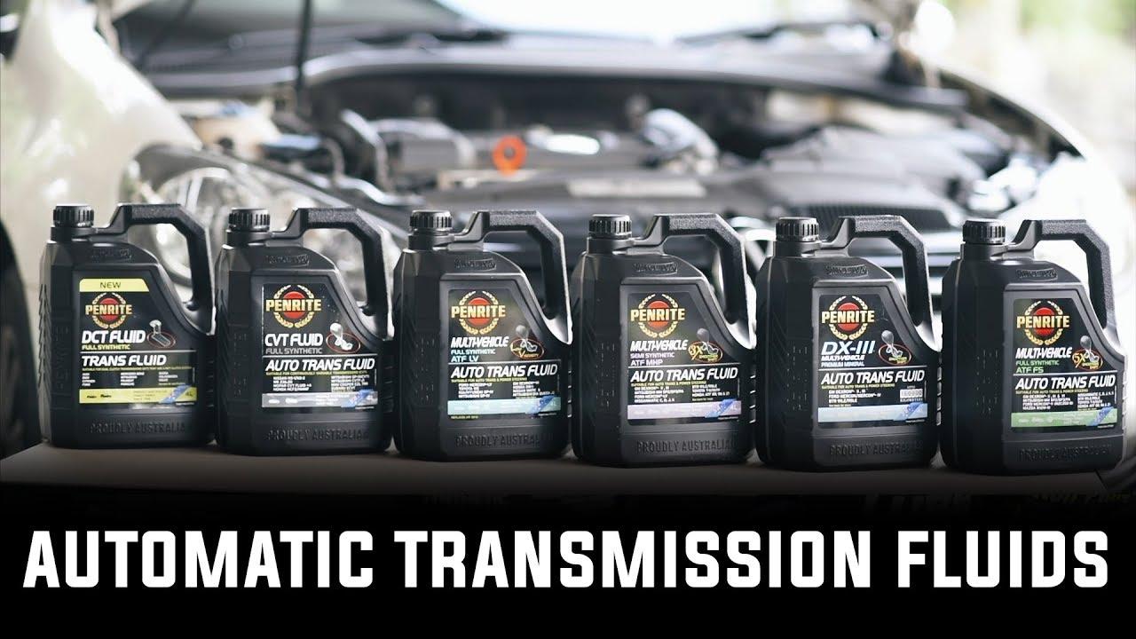 ATF BMV (Full Syn) | Penrite Oil