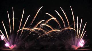 Wedding Fireworks 'Time To Say Goodbye' Pyromusical Display