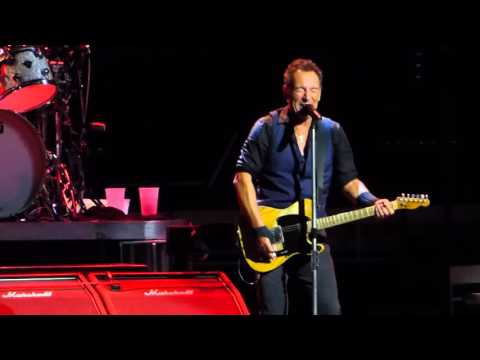 Bruce Springsteen Thunder Road - River Tour - New Jersey - 1-31-2016