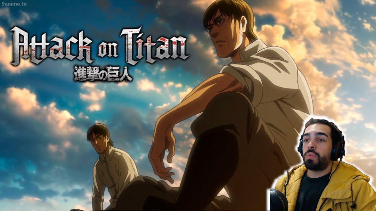 Attack on Titan Season 3 Part 2 Episode 9 Reaction - YouTube