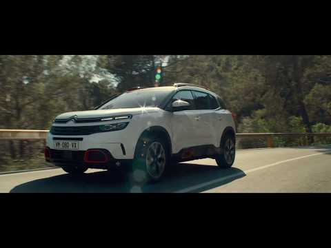 New Citroën C5 Aircross SUV, The Comfort Class SUV