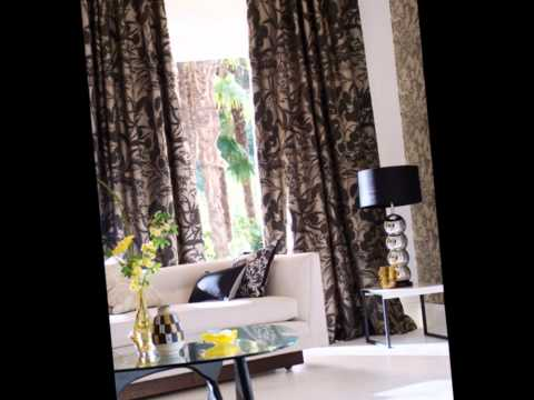 Made to Measure Curtains | Bespoke Roman Blinds | Harlequin Fabrics