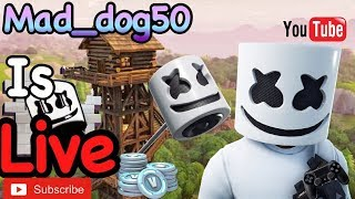 *VBUCKS GIVEAWAY* Live Fortnite Ocieana| Average player| New Marshmallow skin and challenges | PS4 s