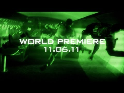 Official Call of Duty: Modern Warfare 3 - Live Action Trailer Teaser 1